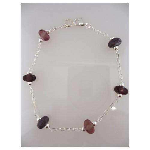 6d1c760111d30 Bracelet purple collection