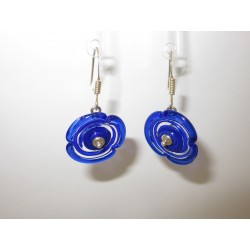 "Boucles d'oreilles collection ""Sautant"""