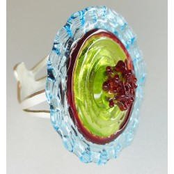 "Bague ajustable collection ""Sautant"""
